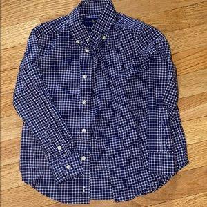 Boy's Ralph Lauren Button Down Shirt